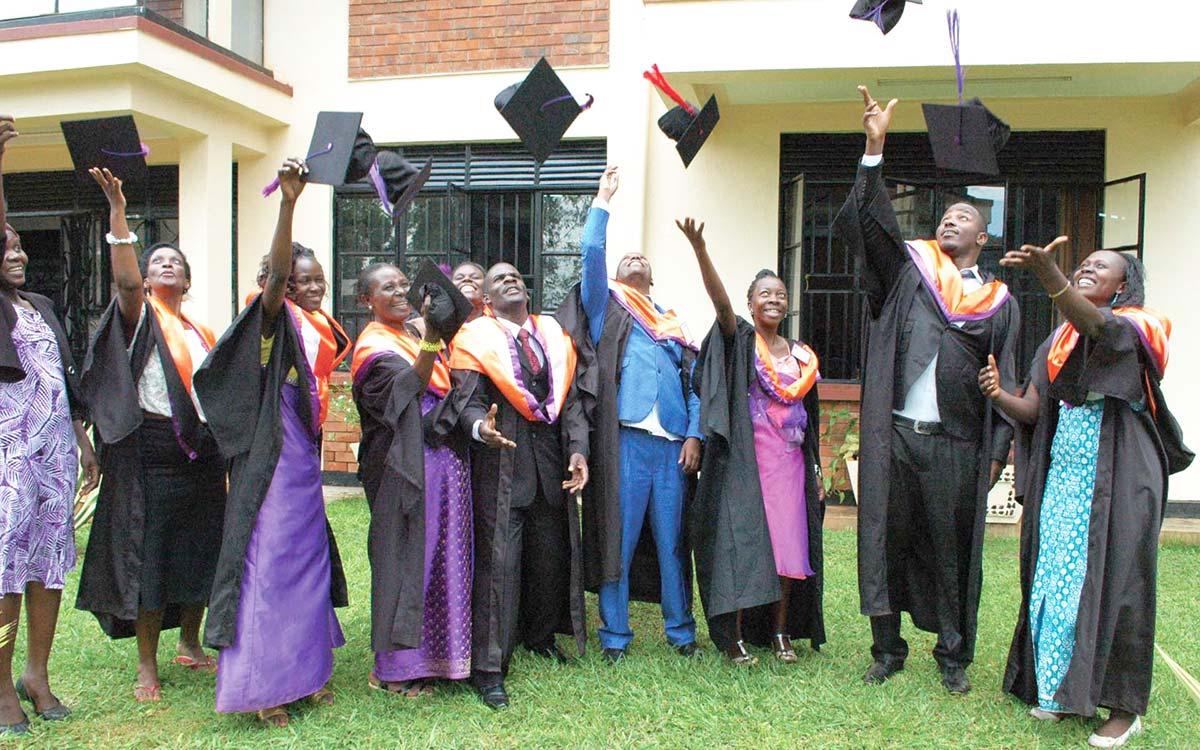 STM Graduates