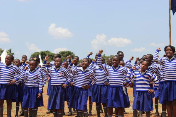 Triple P School children