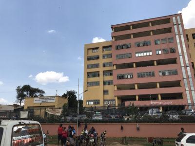 National Referral Hospital in Uganda