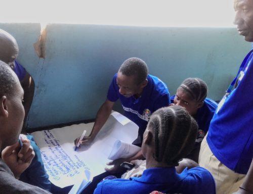 Tanzania Teamwork: STM & Mama Na Mtoto